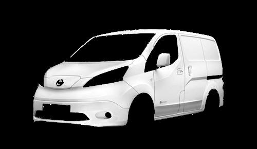 Цвета кузова e-NV200 Cargo